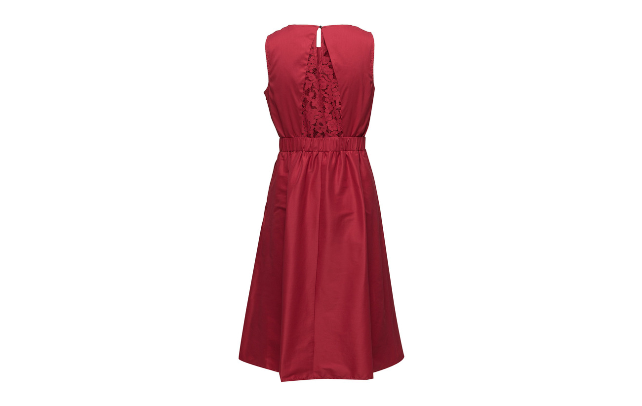 Coton Polyester Woven Dresses Collection 70 Esprit Light 30 Red Dark t0xqzxpw