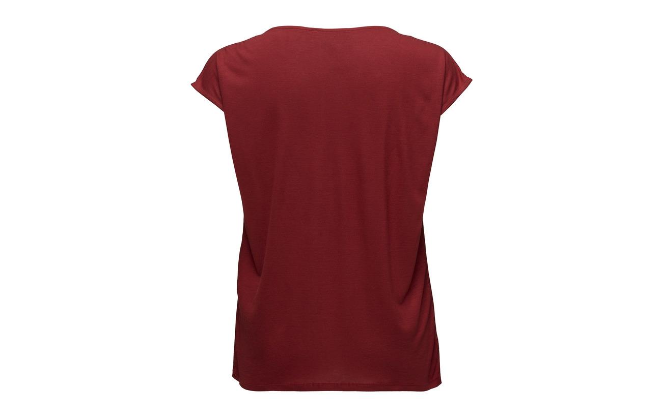 100 shirts Viscose T Navy Collection Esprit IOPqvI