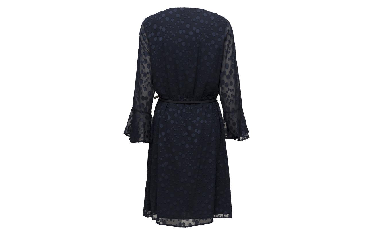 Light Woven Dresses Collection Navy Esprit 100 Polyester wEqFAznSnZ