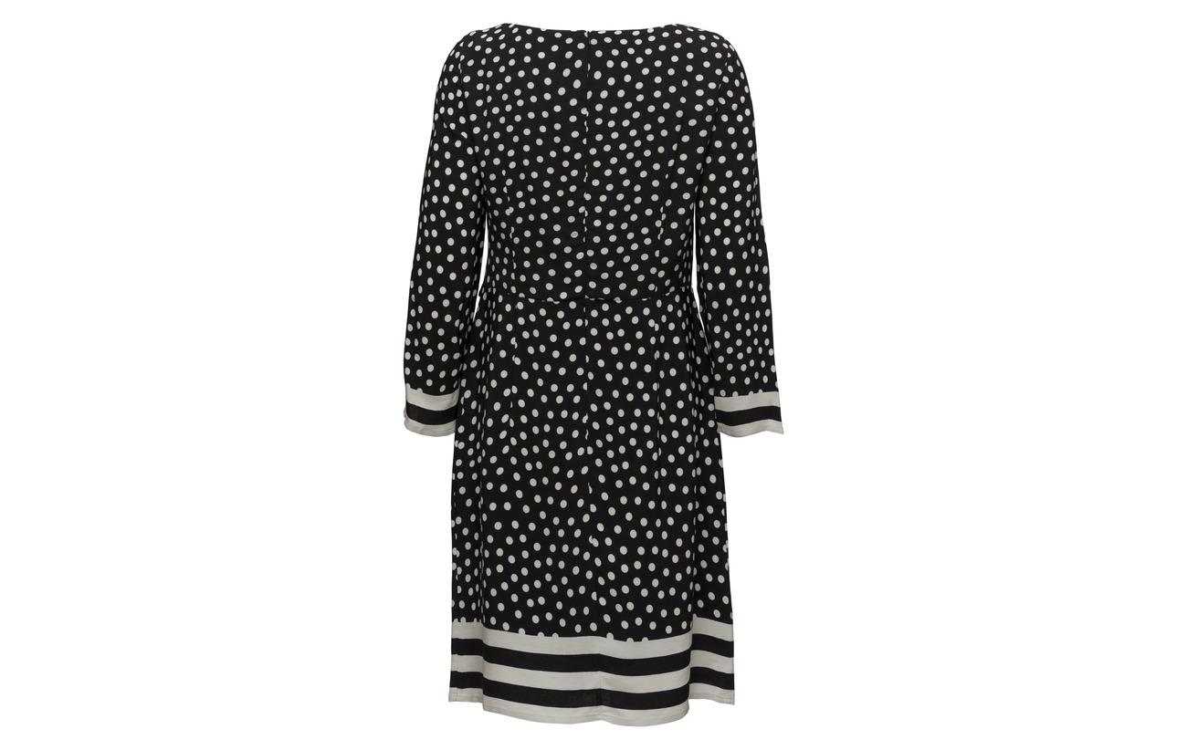 Black Viscose Woven Esprit Dresses Light Collection 100 tYwpRIq