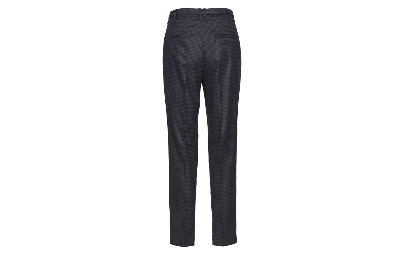 Esprit Woven 33 Viscose 2 65 Navy Collection Pants Polyester Elastane ABwa6Aqr
