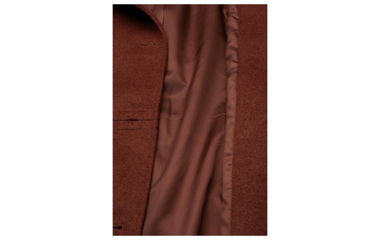 Fabrics Rust 30 Other 69 Laine Collection Brown Woven Esprit 1 Polyester Coats awOtqfBP