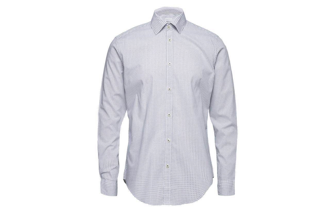 Esprit Collection Woven Blue Shirts Dark SqXHqBWg8