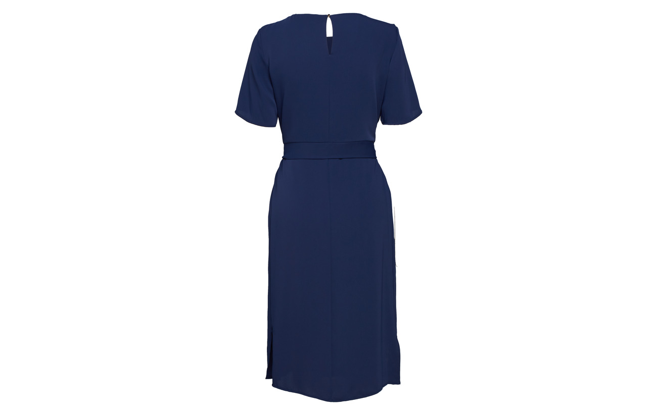 Dresses Woven Polyester 100 Collection Esprit Navy Light 5t7qYZAPwx