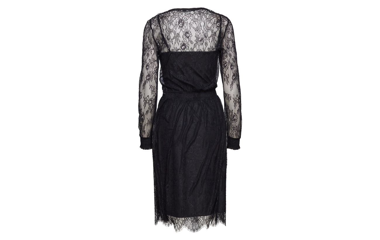 Light Esprit Dresses Polyester Collection Woven Black 100 nA01A