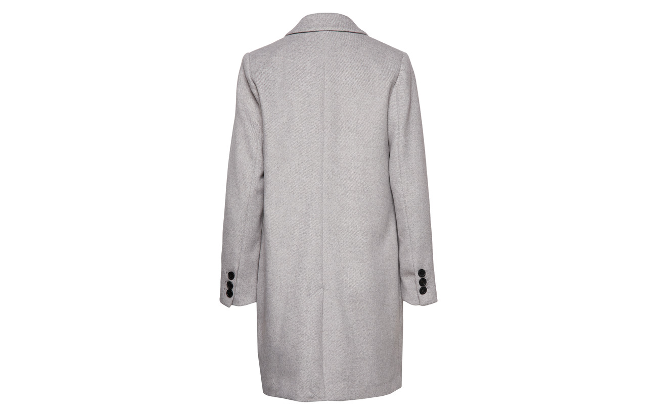 Polyester Collection Grey Of Laine 58 5 Esprit Coats 8 Woven Light 34 P0dqcZTwZ1