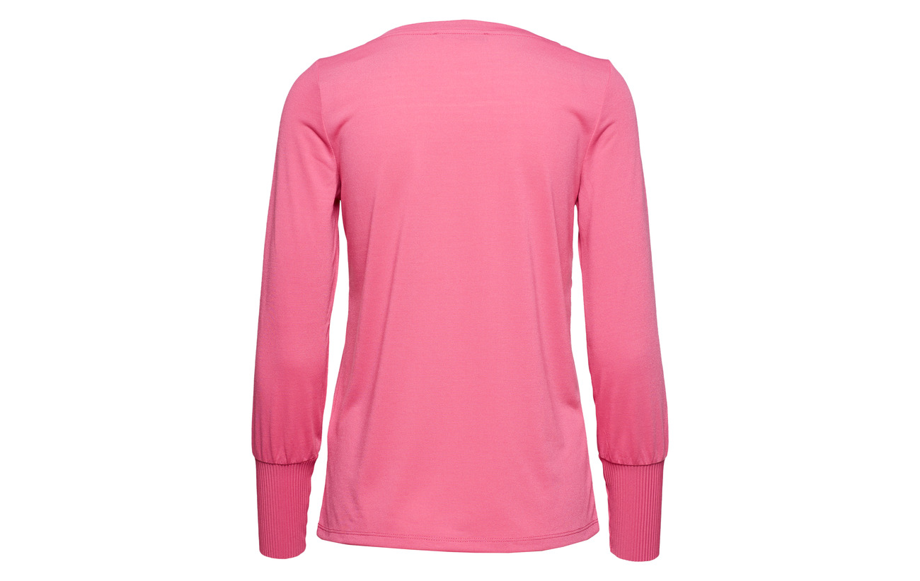 Fuchsia shirts T Esprit Collection Pink Polyester 100 PHIwaqEx