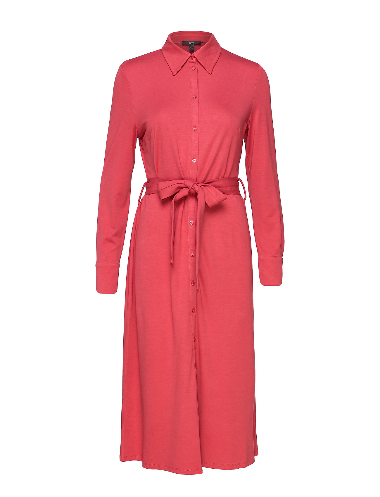 Esprit Collection Dresses knitted - TERRACOTTA