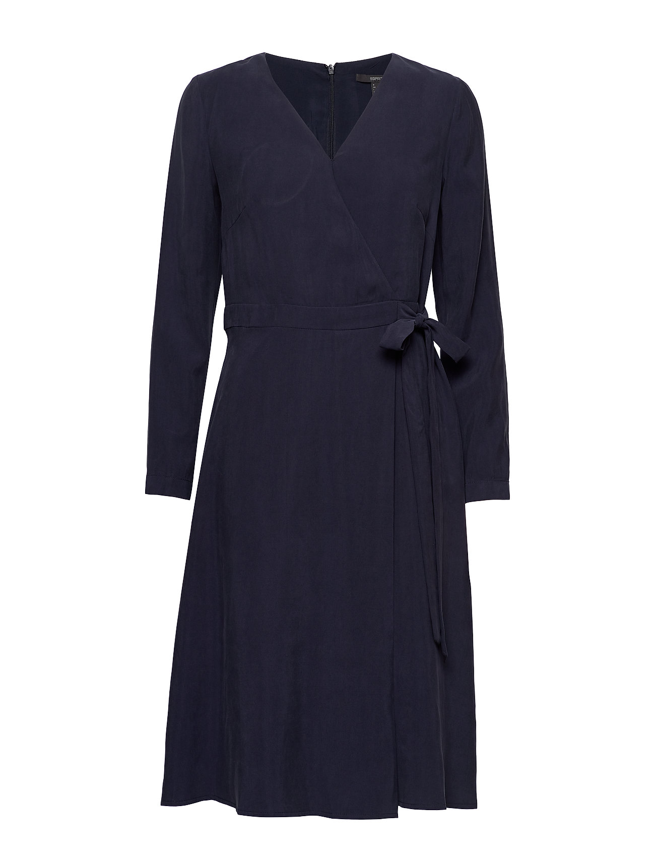 Esprit Collection Dresses light woven - NAVY