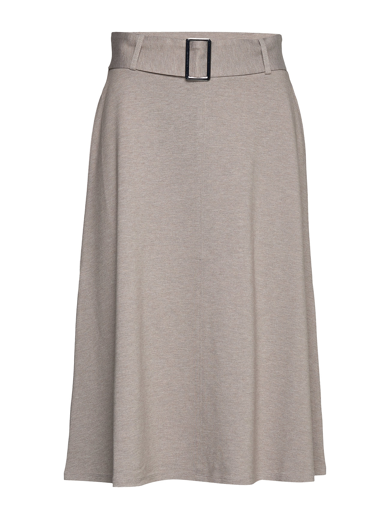 Esprit Collection Skirts knitted - LIGHT BEIGE