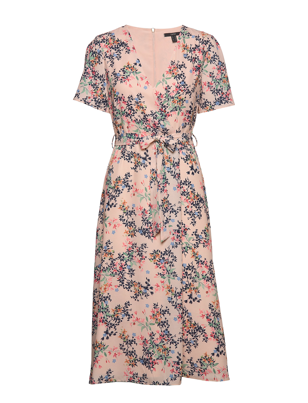 Esprit Collection Dresses light woven - PASTEL PINK 4