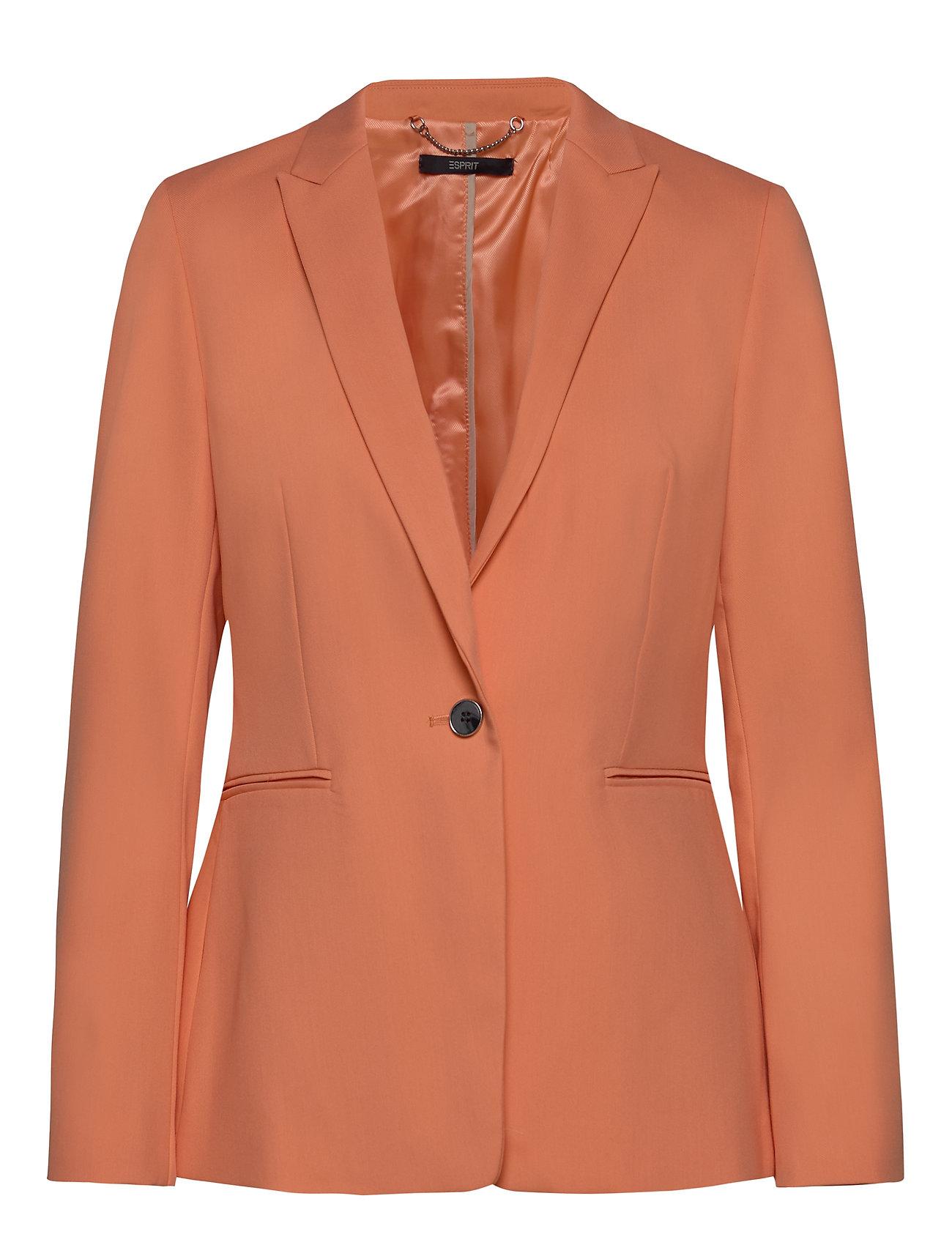 Esprit Collection Blazers woven - PEACH