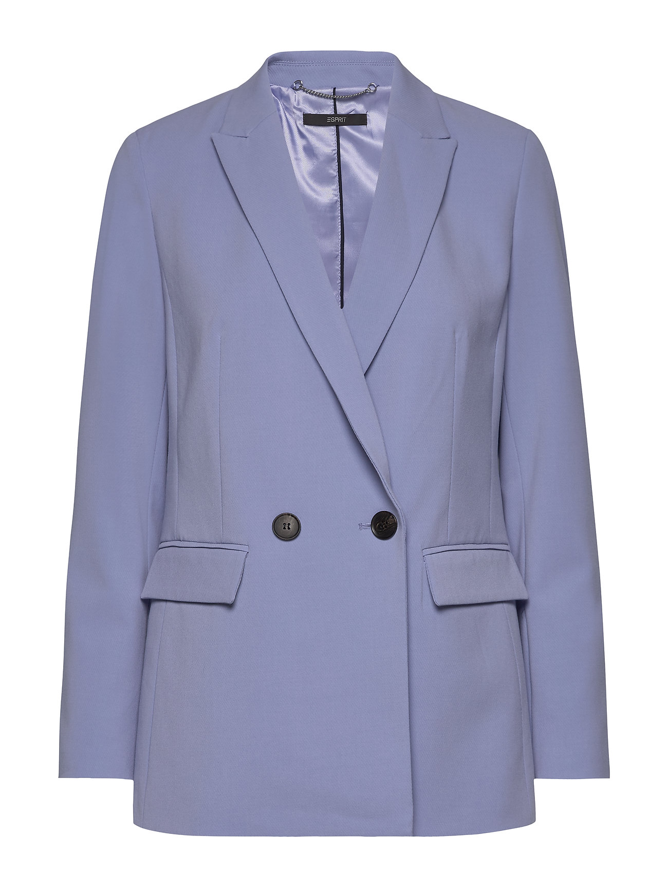 Esprit Collection Blazers woven - BLUE LAVENDER