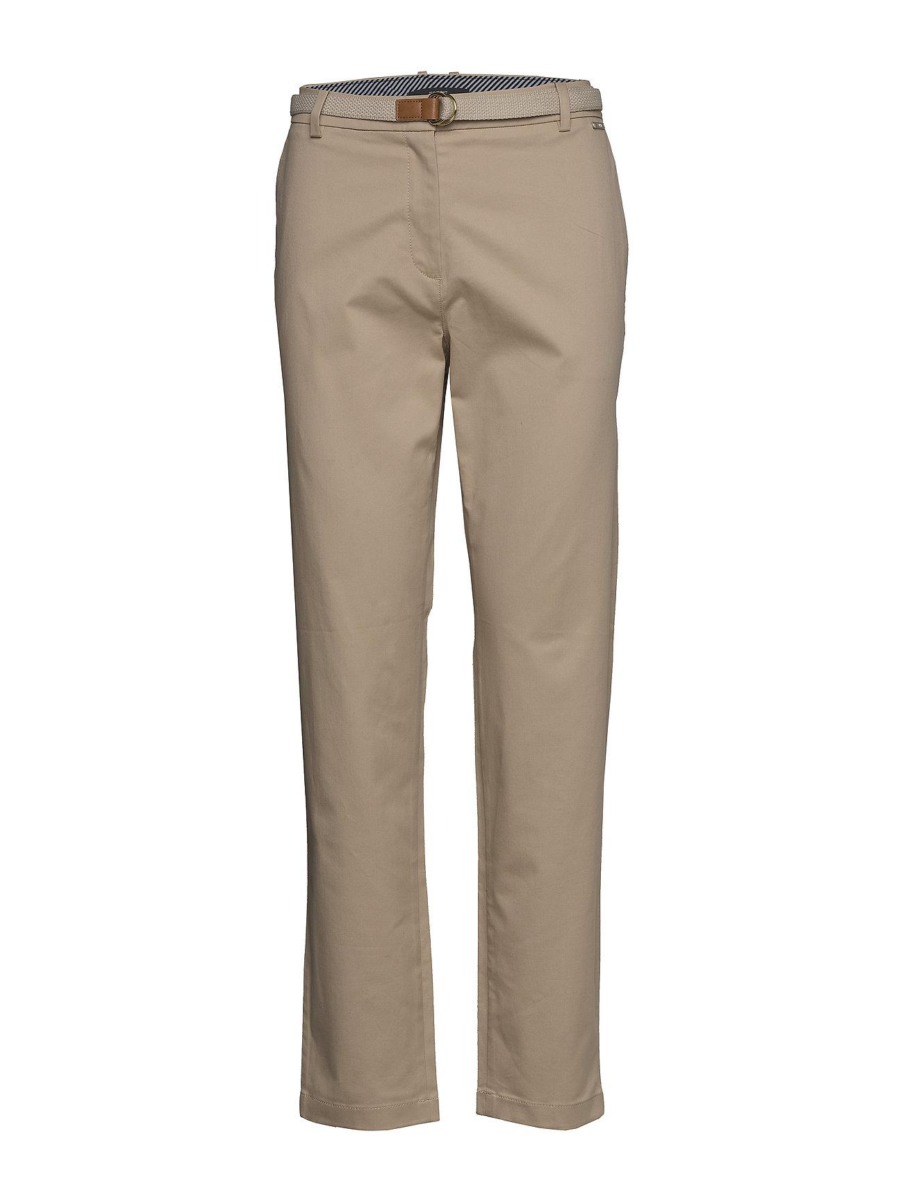 Esprit Collection Pants woven - BEIGE