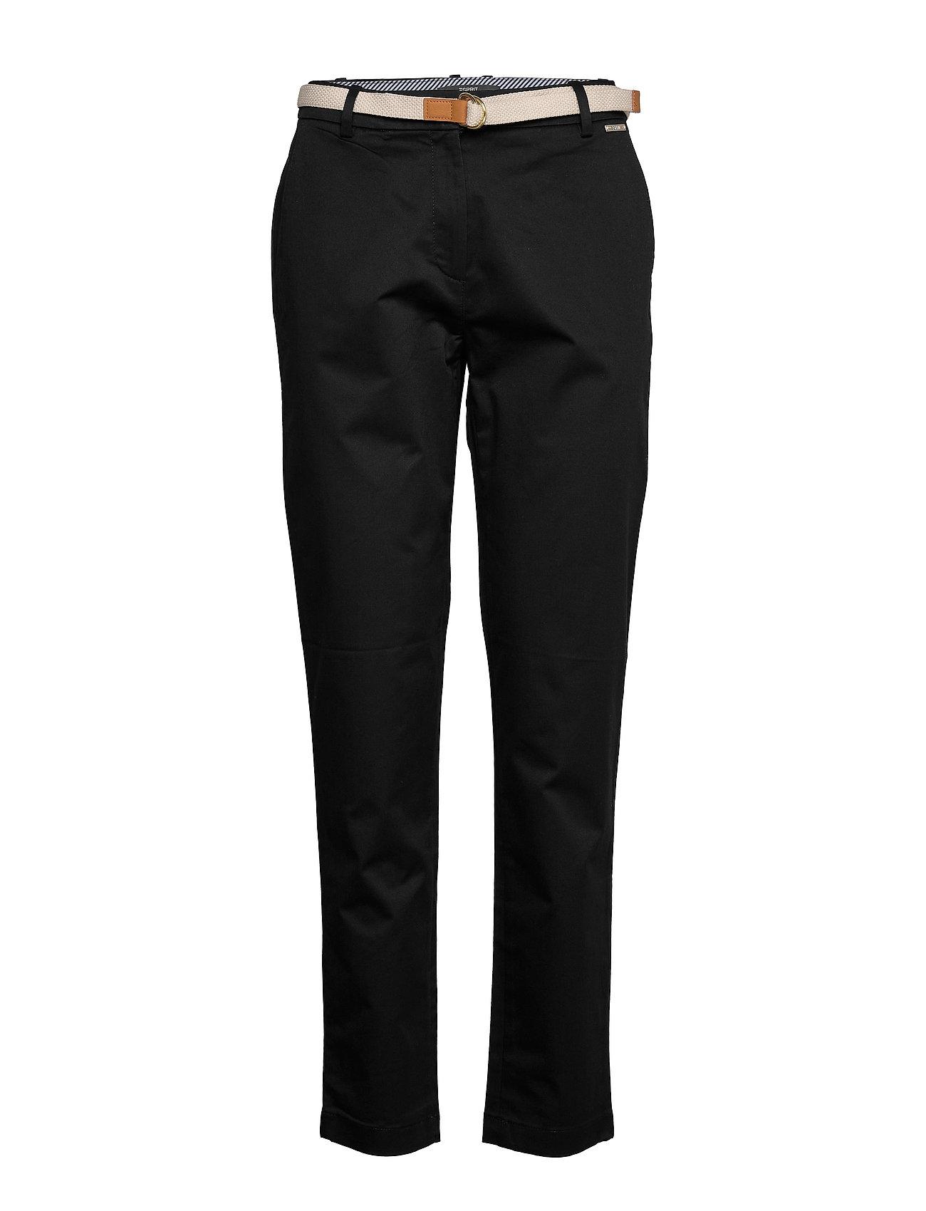 Esprit Collection Pants woven - BLACK
