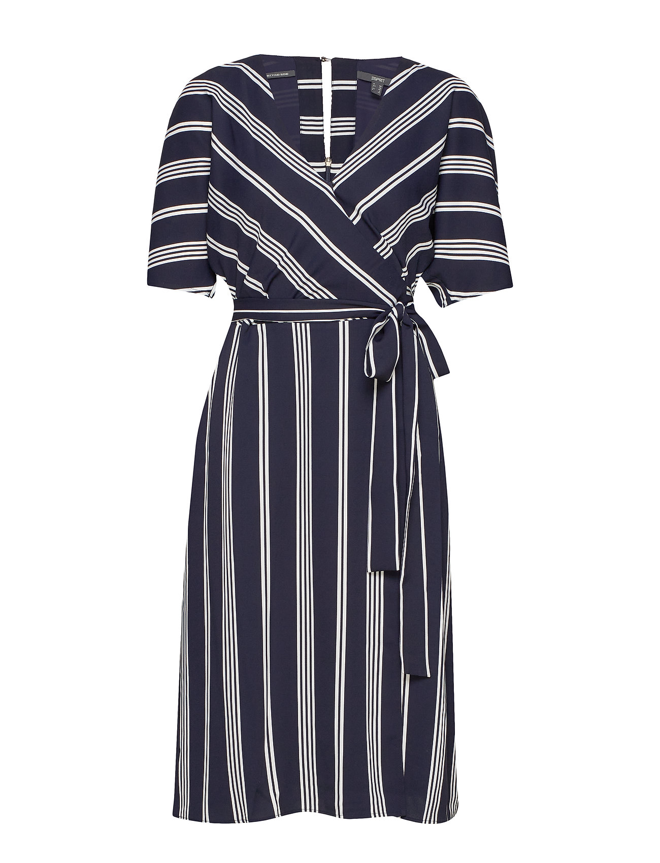 Esprit Collection Dresses light woven - NAVY 2