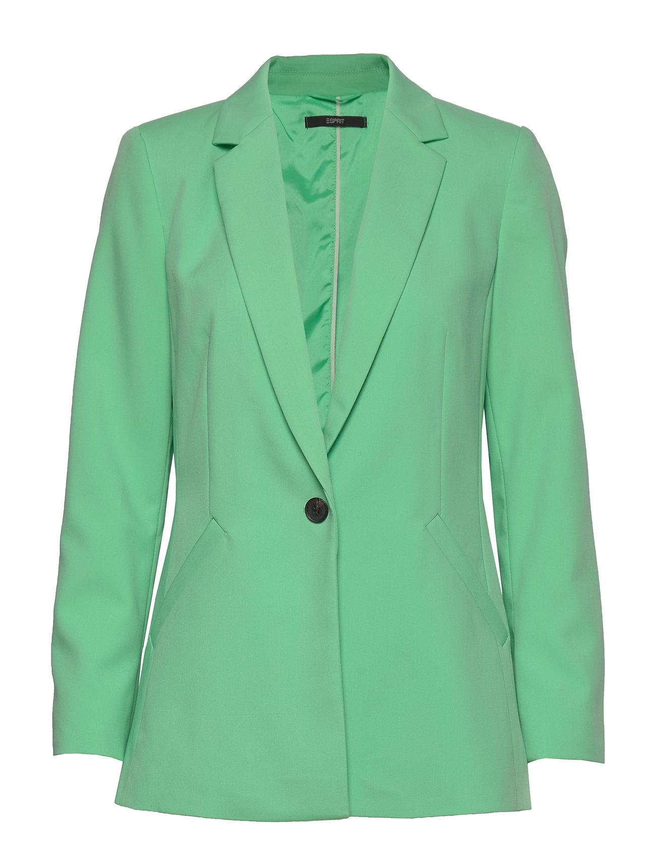 Esprit Collection Blazers woven - LIGHT GREEN