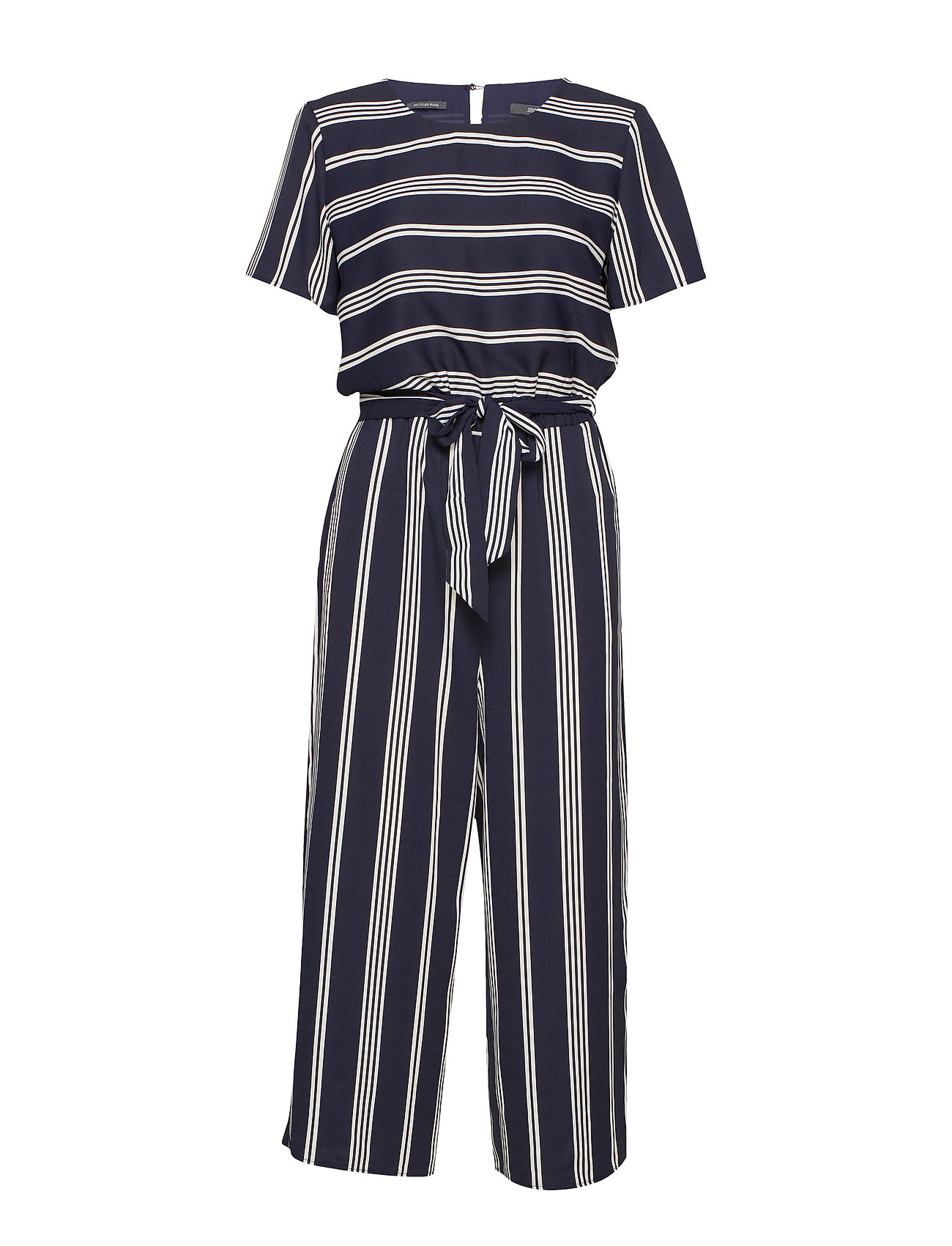 Esprit Collection Overalls woven - NAVY 2