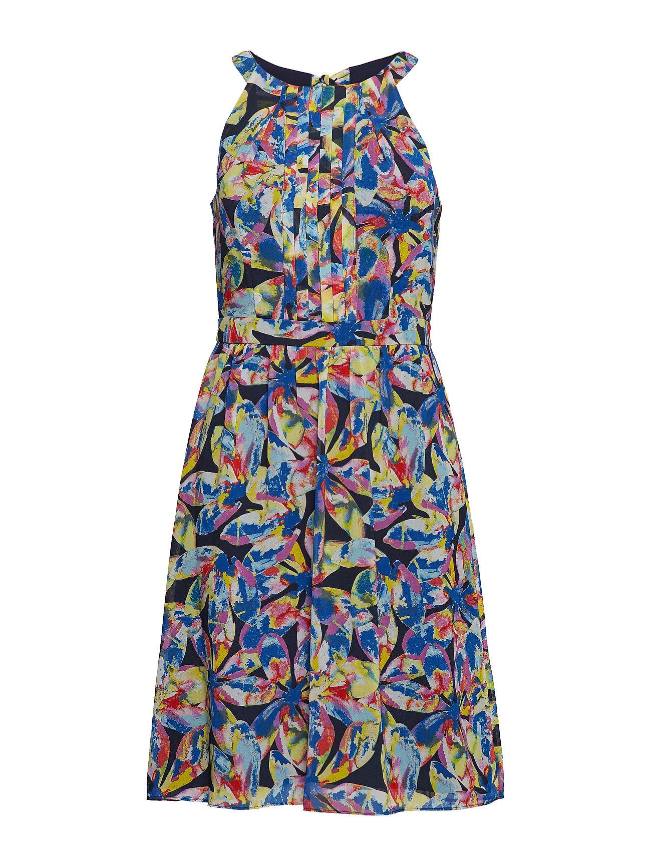 ecebd87c8a3 Dresses Light Woven midikjoler fra Esprit til dame i Blå - Pashion.dk