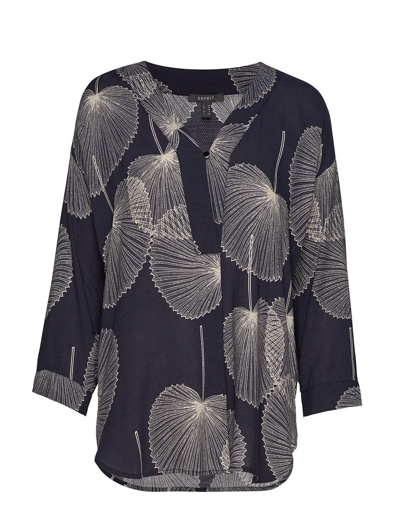 Esprit Collection Blouses woven - BLACK