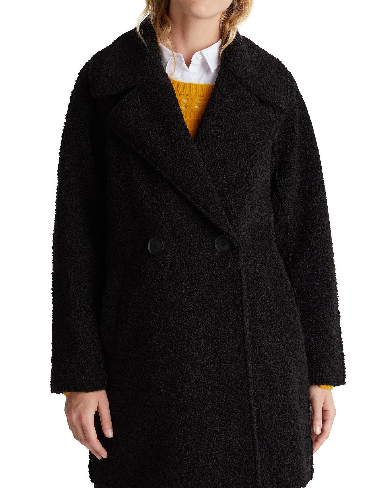 Esprit Collection - Coats woven - manteaux en laine - black - 0