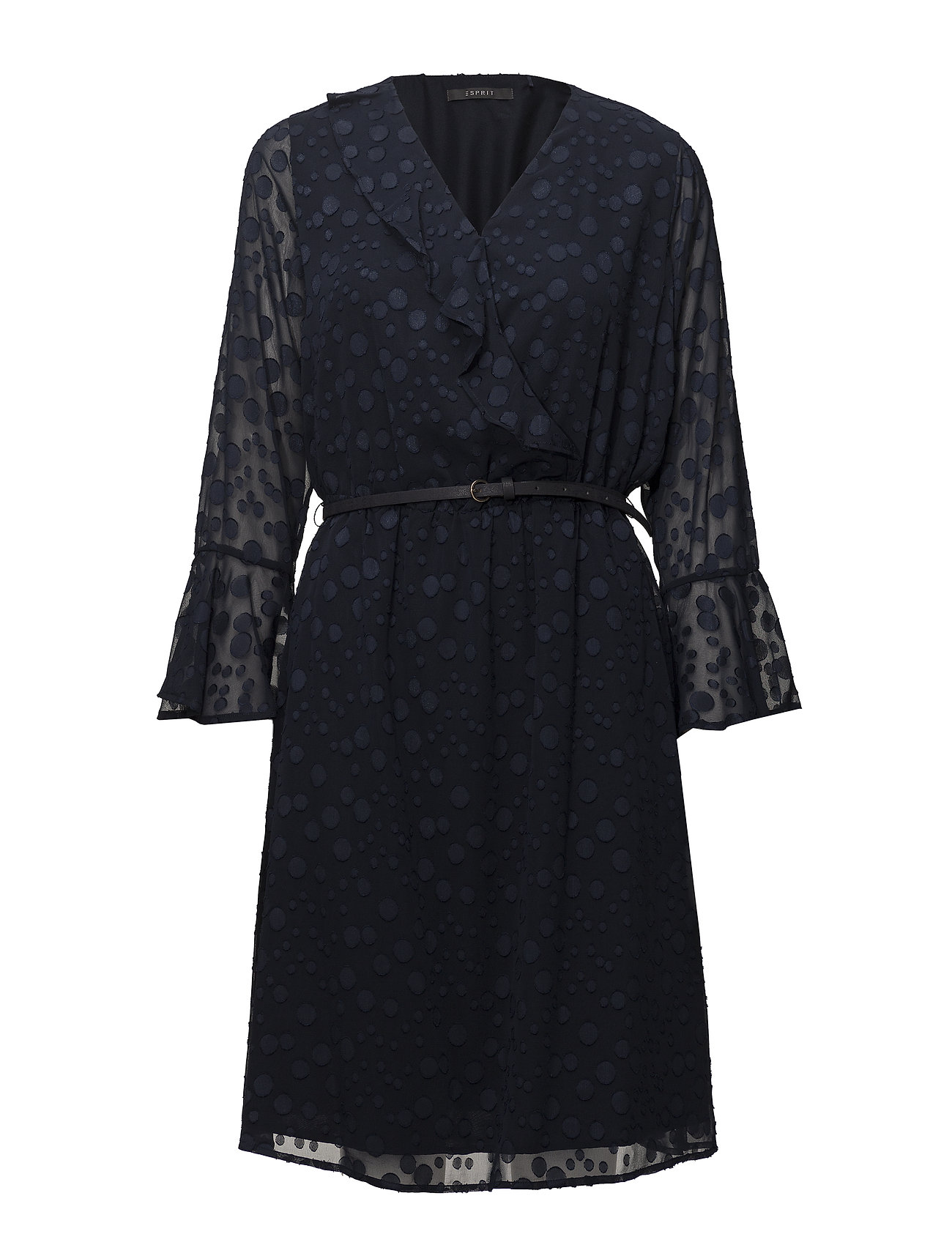 Esprit Collection Dresses light woven - NAVY