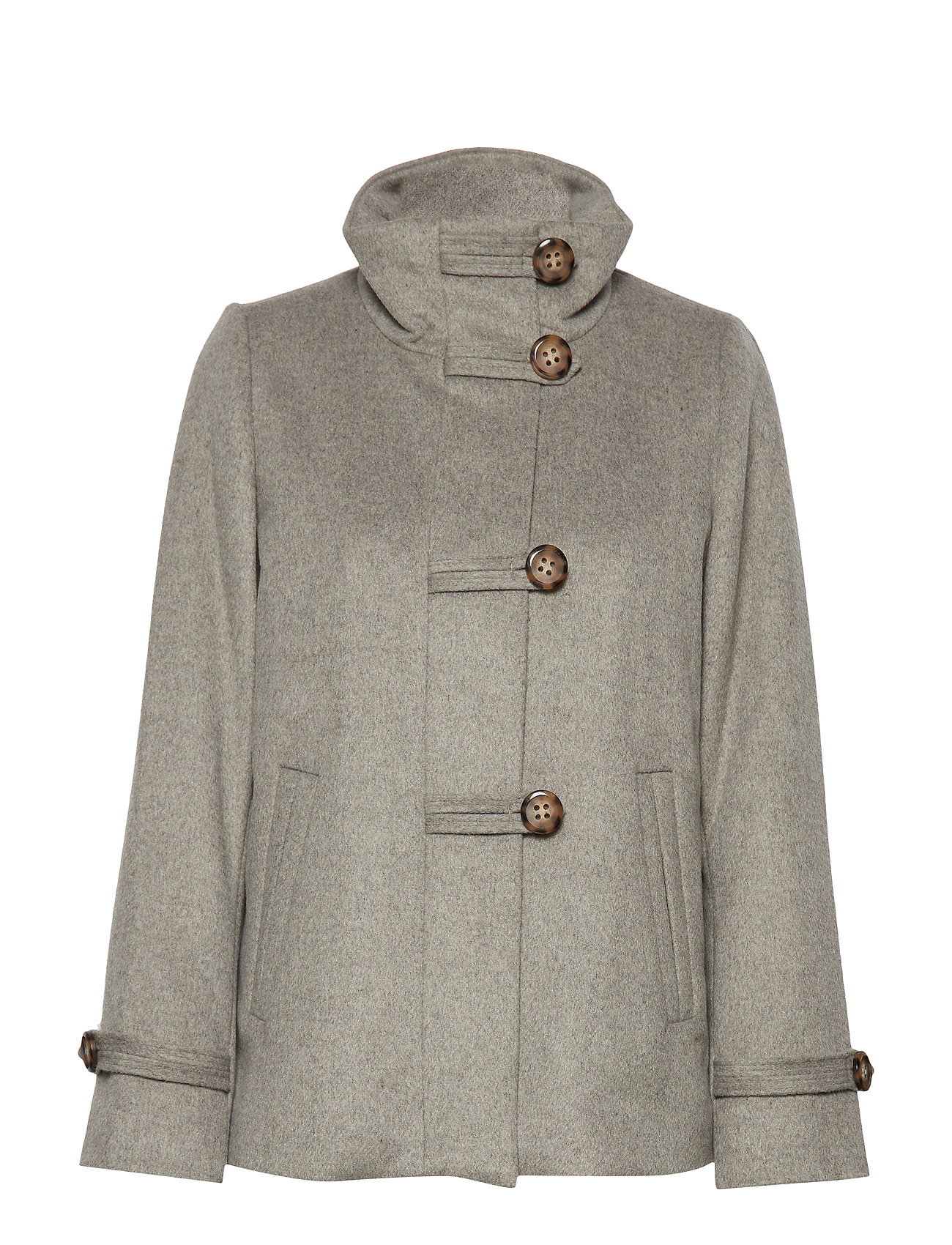 Esprit Collection Jackets outdoor woven - LIGHT GUNMETAL 5