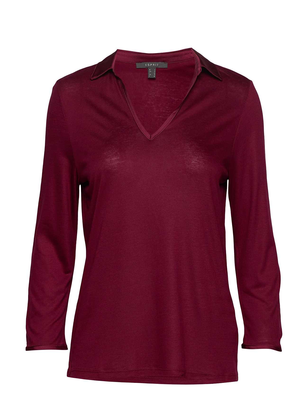 Esprit Collection T-Shirts - GARNET RED