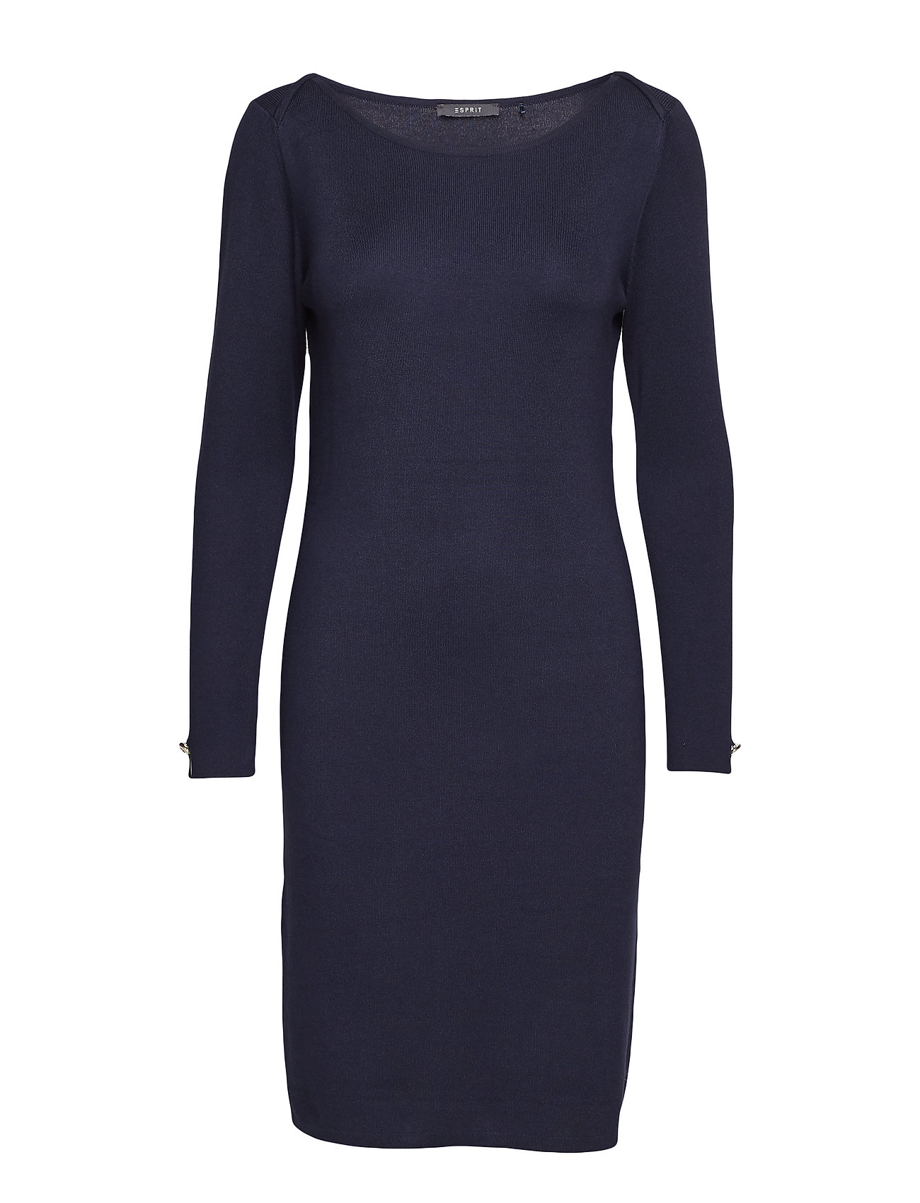 Esprit Collection Dresses flat knitted - NAVY
