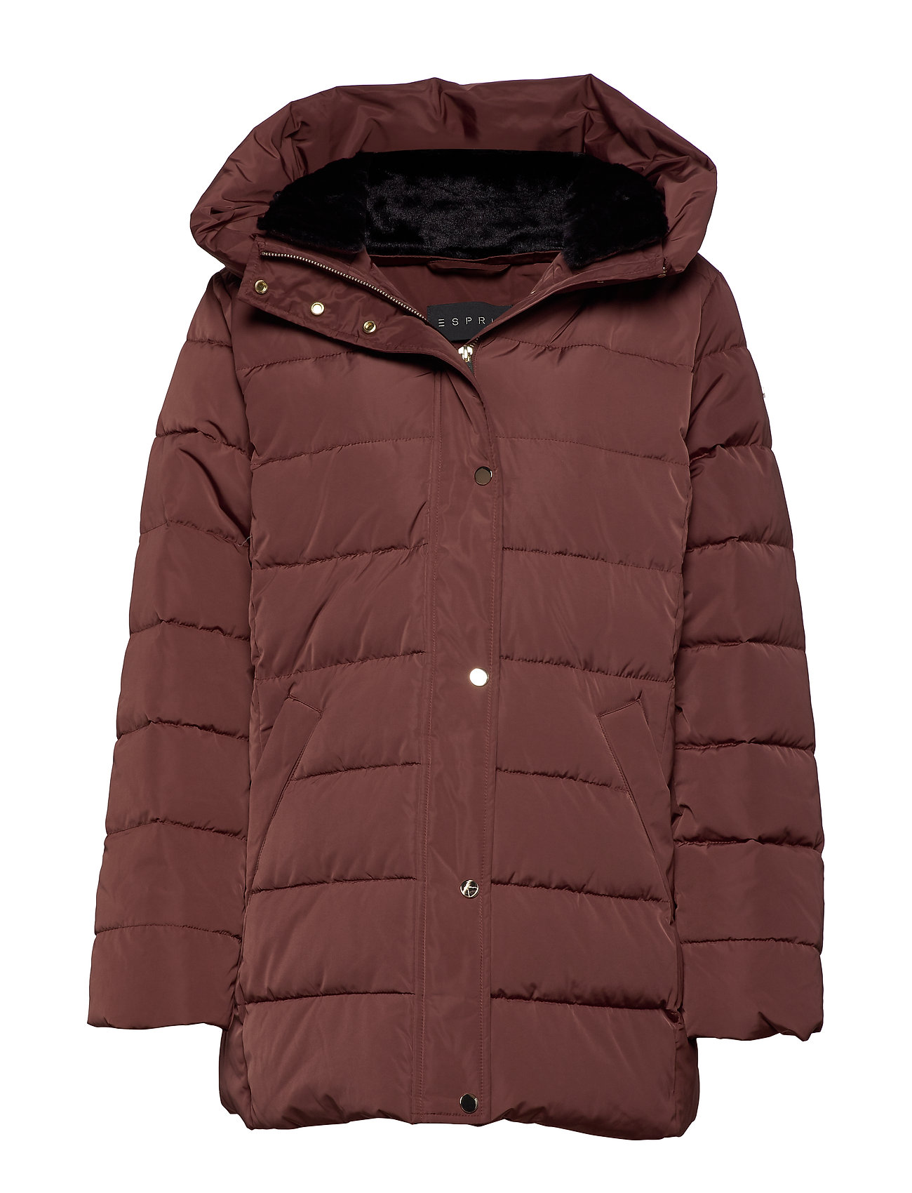 Esprit Collection Jackets outdoor woven - RUST BROWN