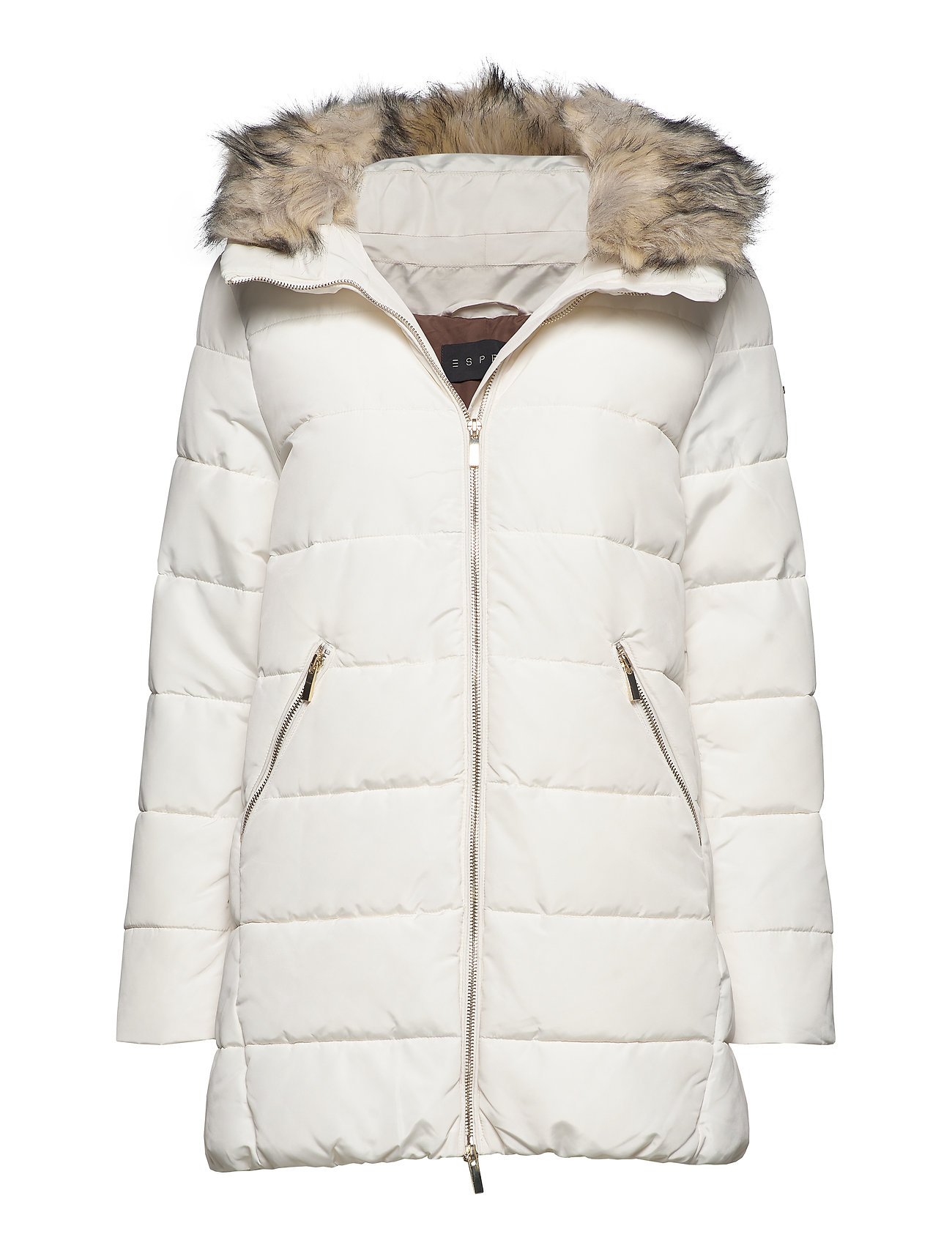 Esprit Collection Jackets outdoor woven - OFF WHITE