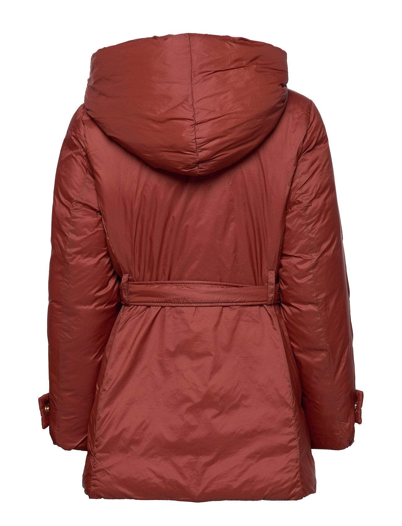 35% Sale Jackets Outdoor Woven Gefütterte Jacke Rot ESPRIT