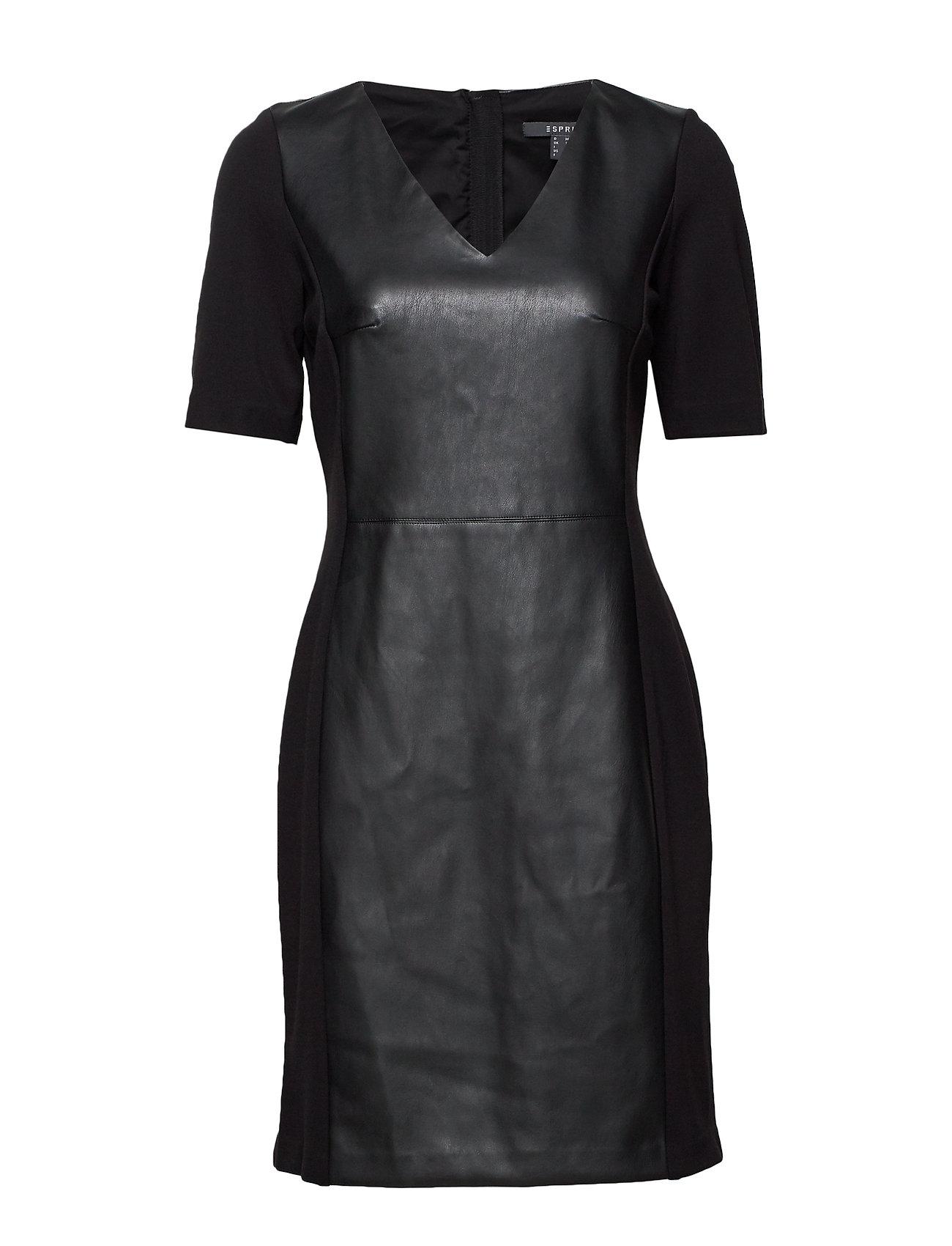 Esprit Collection Dresses woven - BLACK