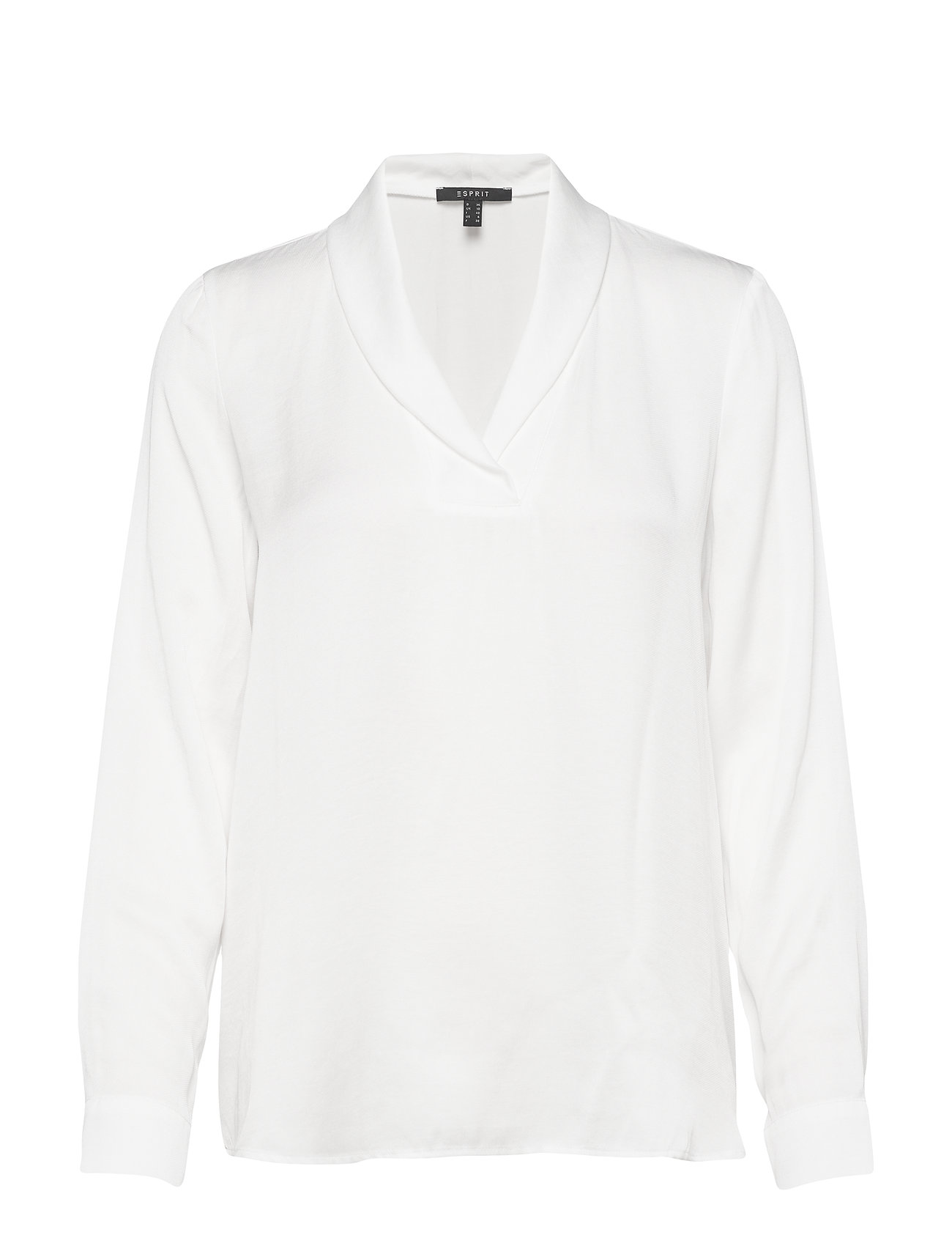 Esprit Collection Blouses woven Bluser & Skjorter OFF WHITE