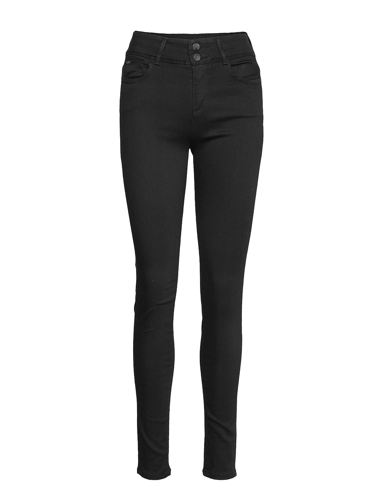 Esprit Collection Pants denim - BLACK RINSE