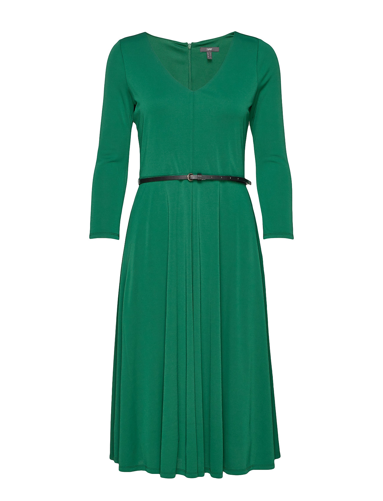 Esprit Collection Dresses knitted - BOTTLE GREEN