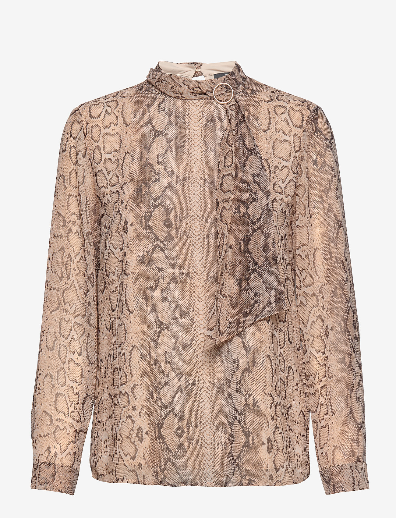 Esprit Collection - Blouses woven - langermede bluser - light taupe 4 - 0