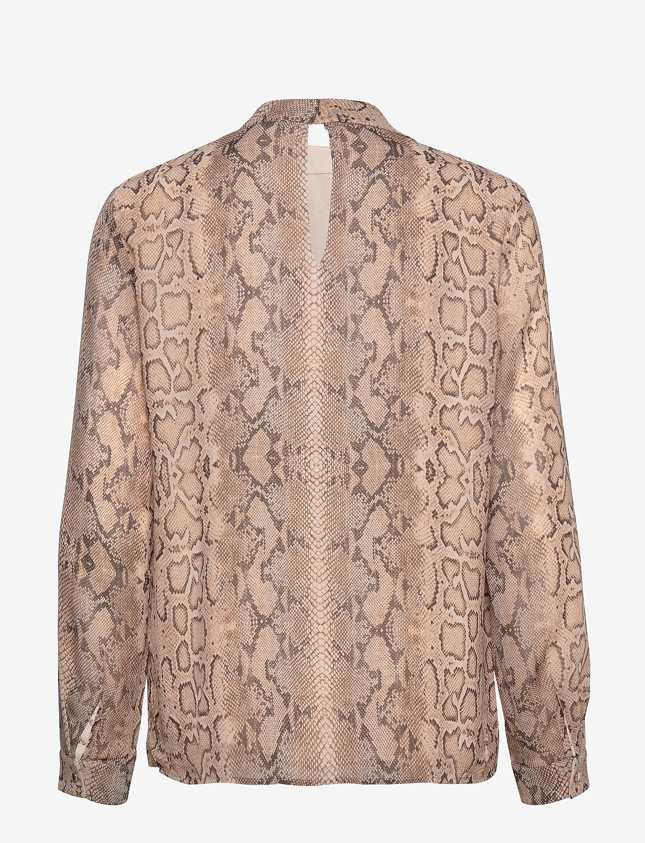 Esprit Collection - Blouses woven - langermede bluser - light taupe 4 - 1