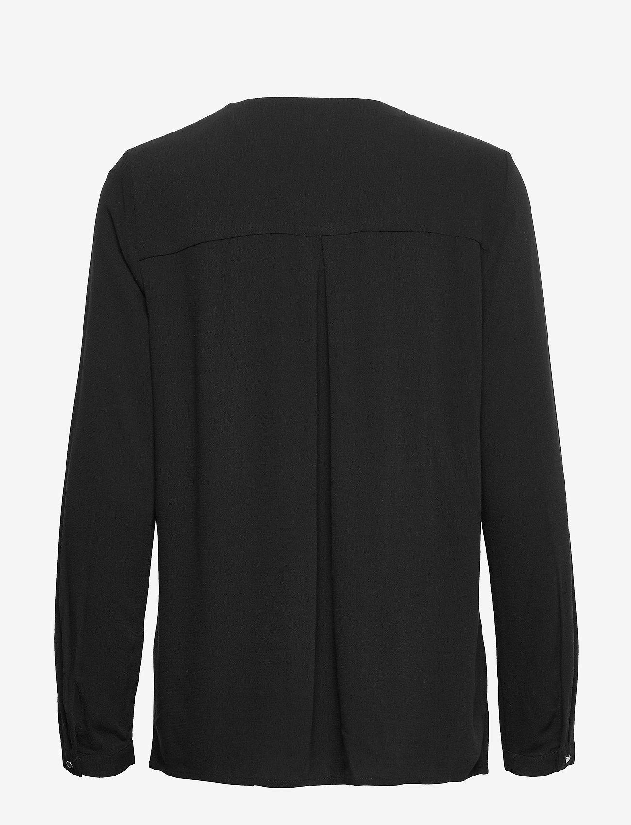 Esprit Collection Blouses Woven - Blusar & Skjortor Black
