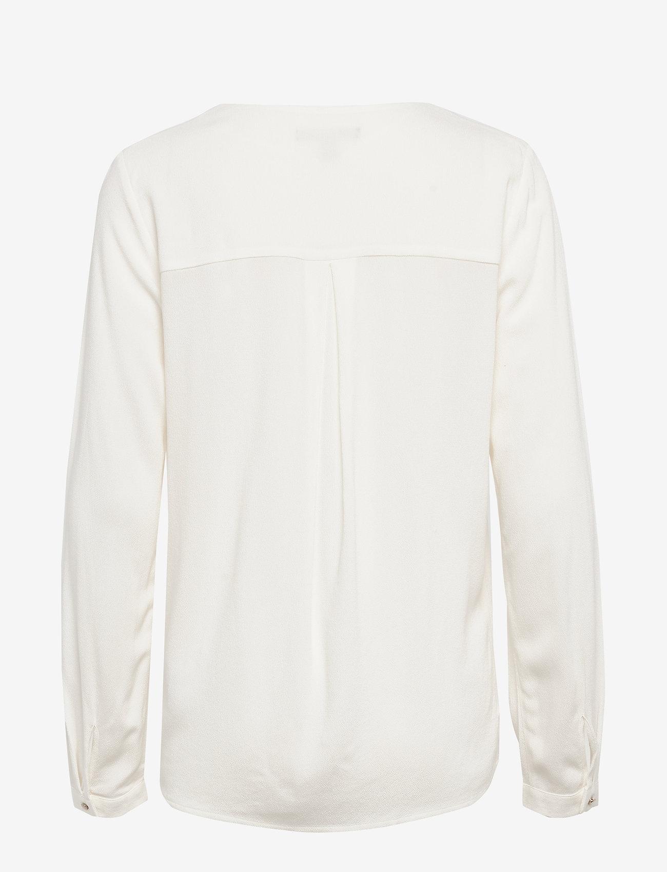 Esprit Collection - Blouses woven - langærmede bluser - off white - 1