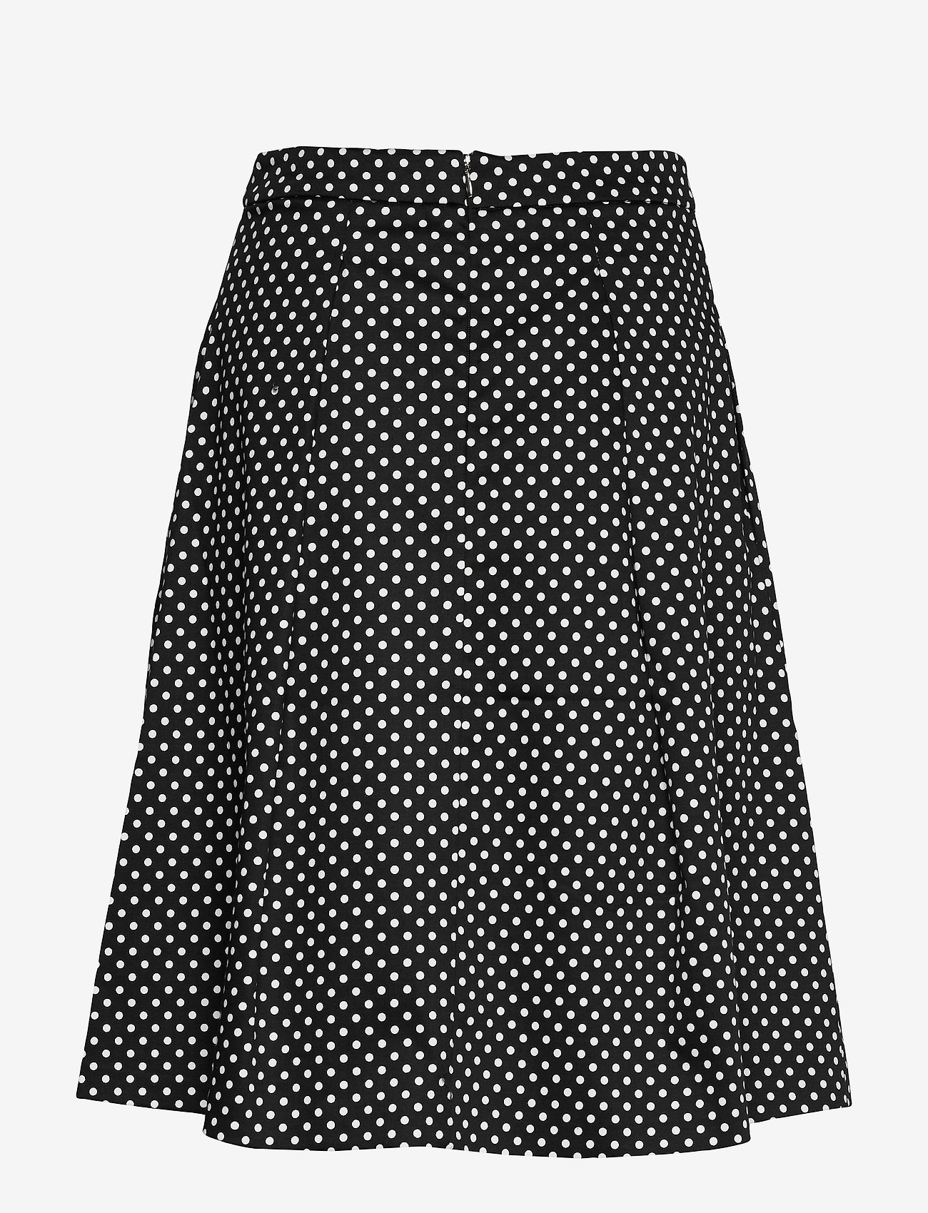 Esprit Collection - Skirts woven - midi skirts - black 3 - 1