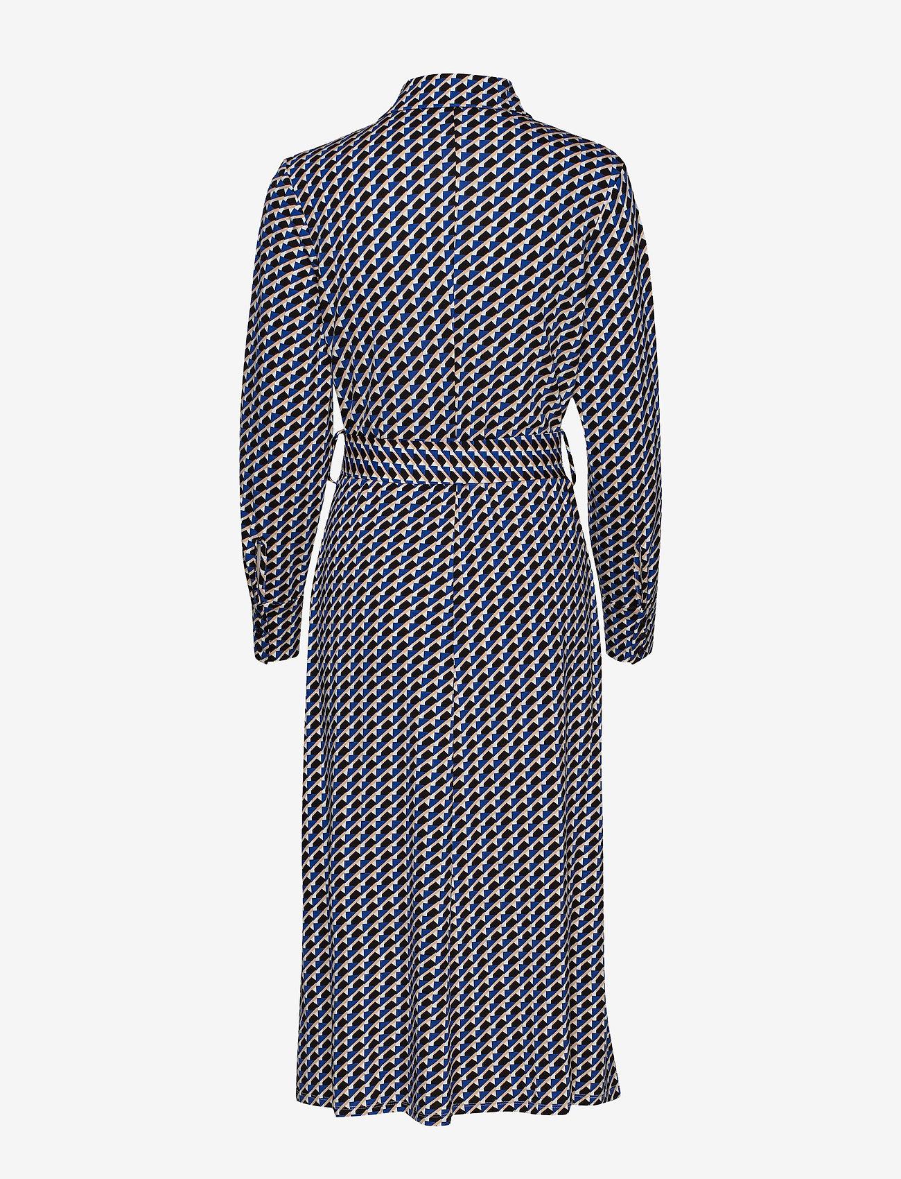 Esprit Collection - Dresses knitted - skjortekjoler - navy - 1