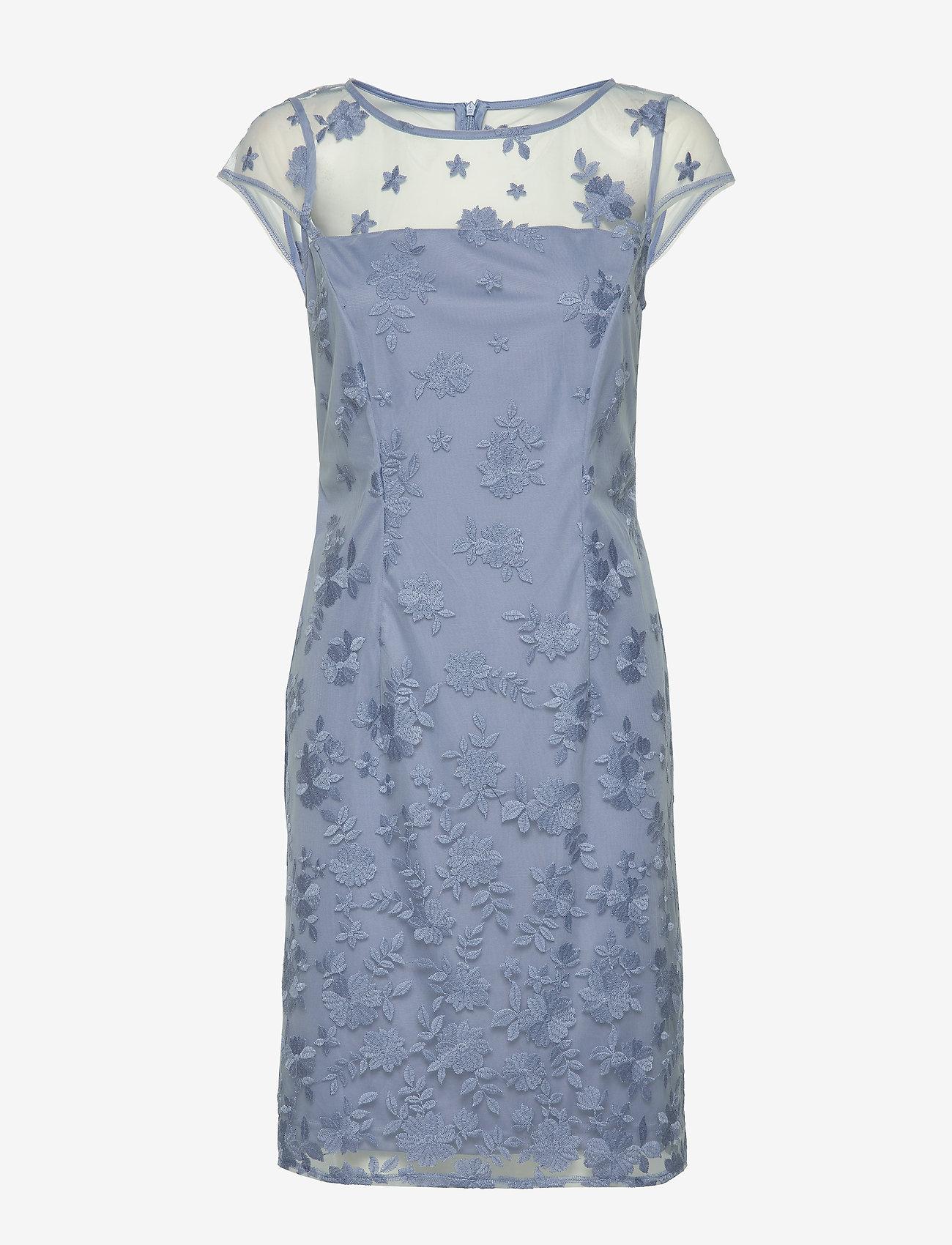 Esprit Collection - Dresses light woven - midi kjoler - blue lavender - 0