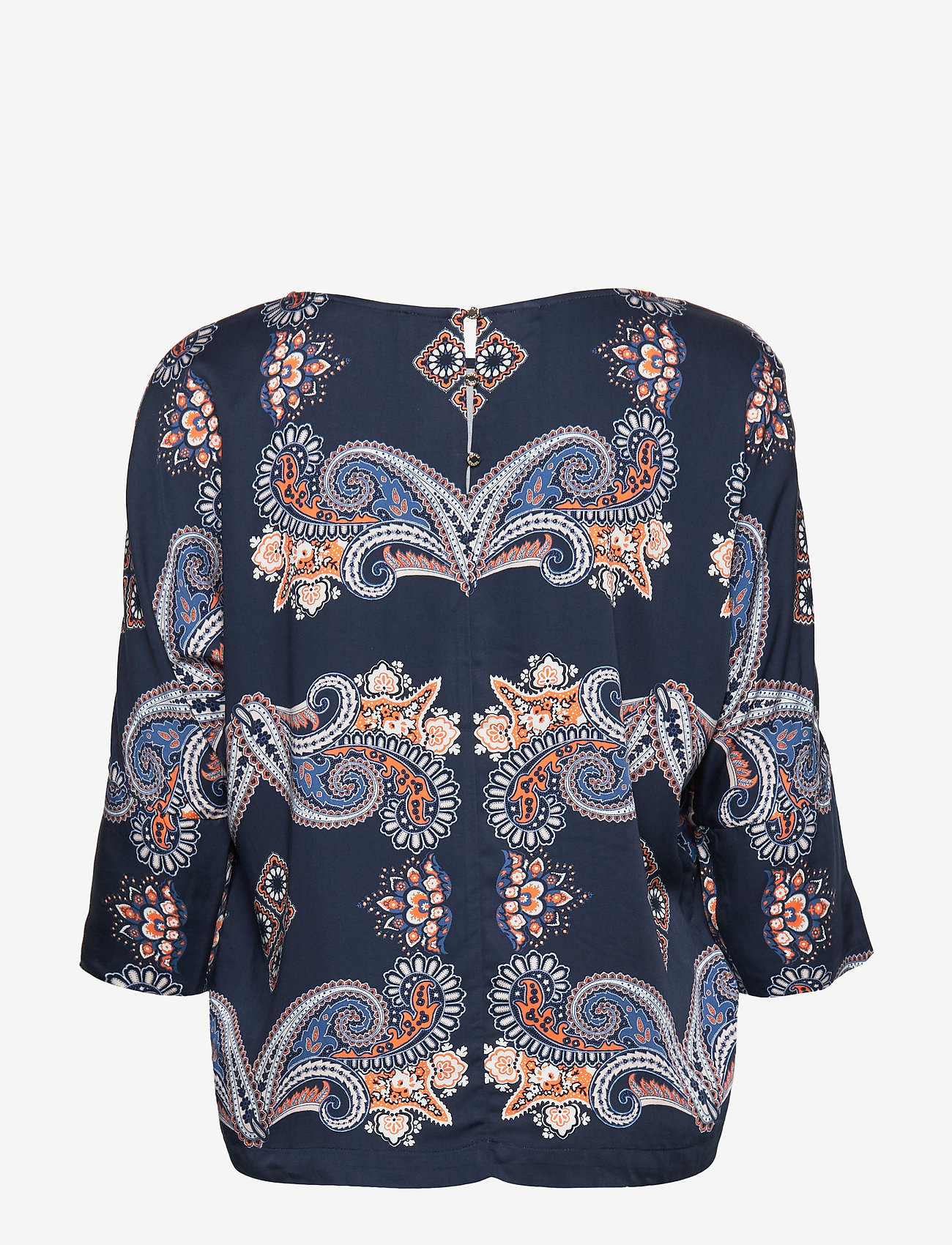 Esprit Collection - Blouses woven - langærmede bluser - navy 4 - 1