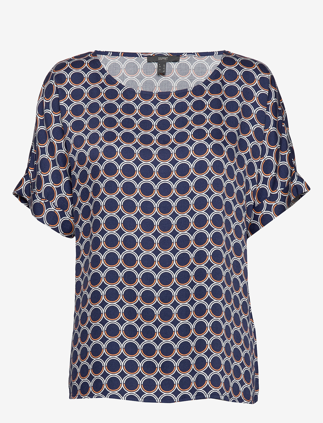 Esprit Collection - Blouses woven - t-shirts - navy 3 - 0