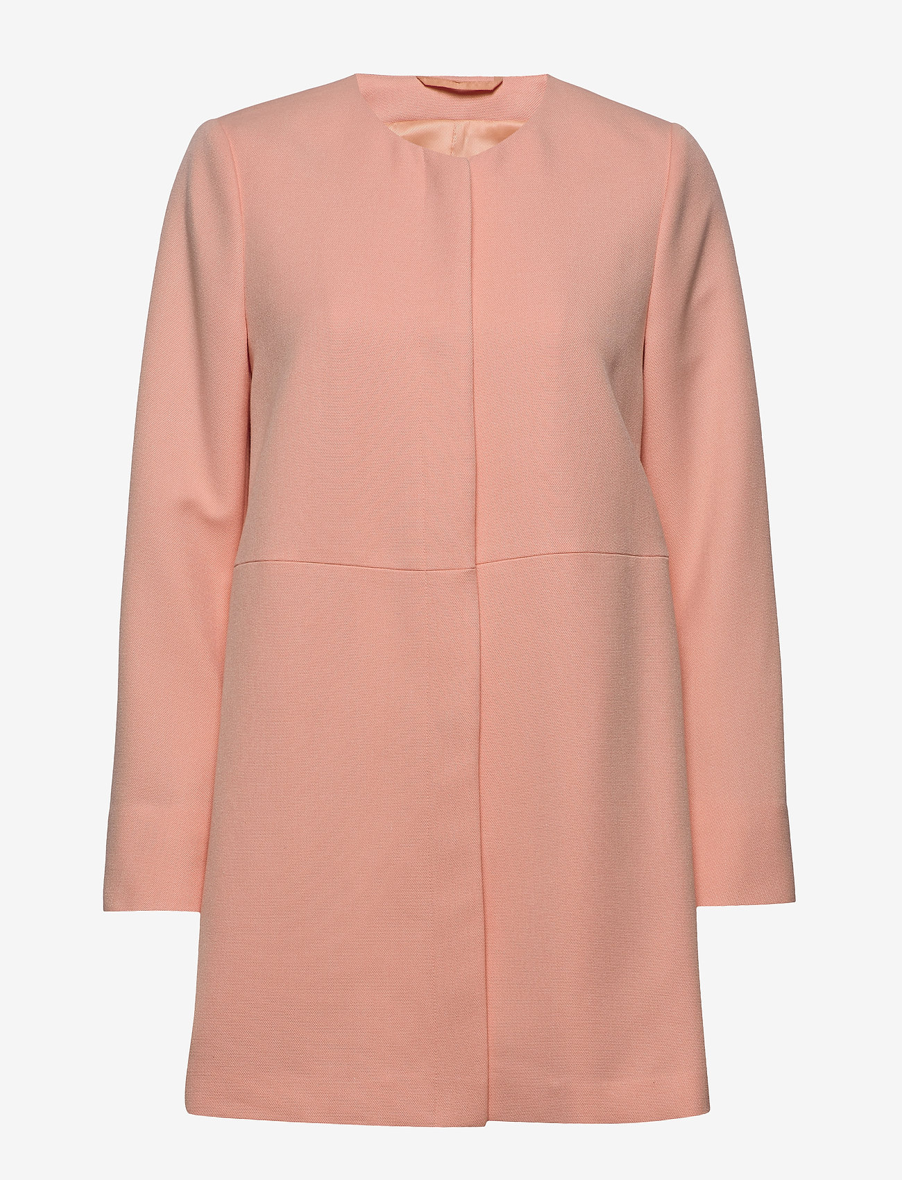 Esprit Collection - Coats woven - manteaux legères - salmon - 0