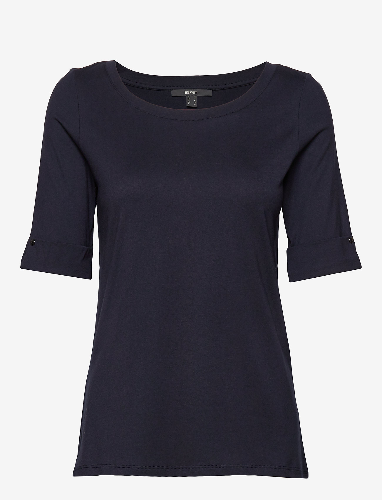 Esprit Collection - T-Shirts - basic t-shirts - navy - 0
