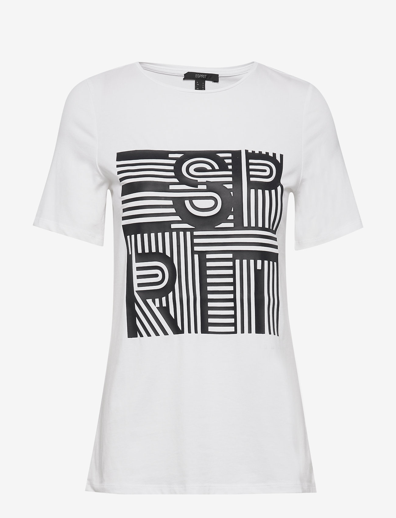 Esprit Collection - T-Shirts - logo t-shirts - white 2 - 0