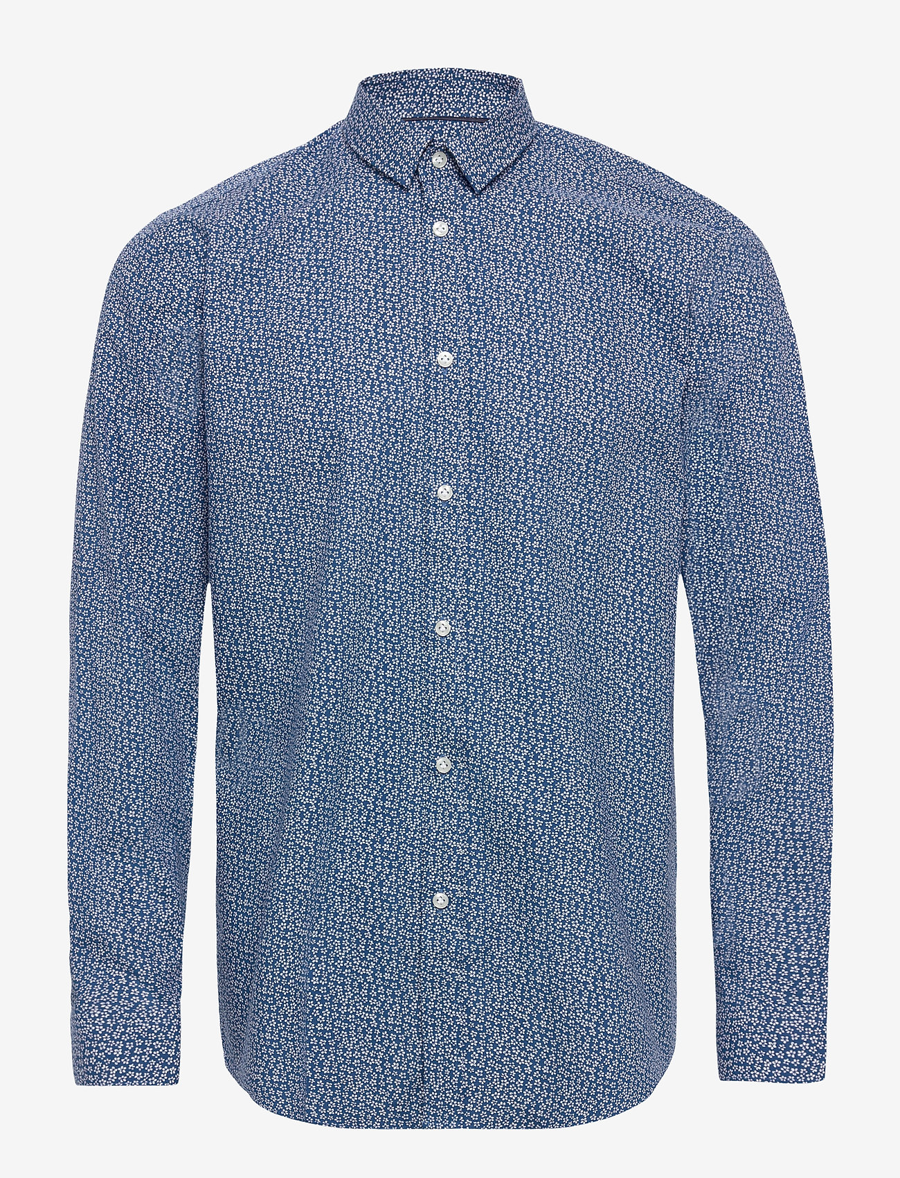 Esprit Collection - Shirts woven - casual shirts - dark blue 5 - 0