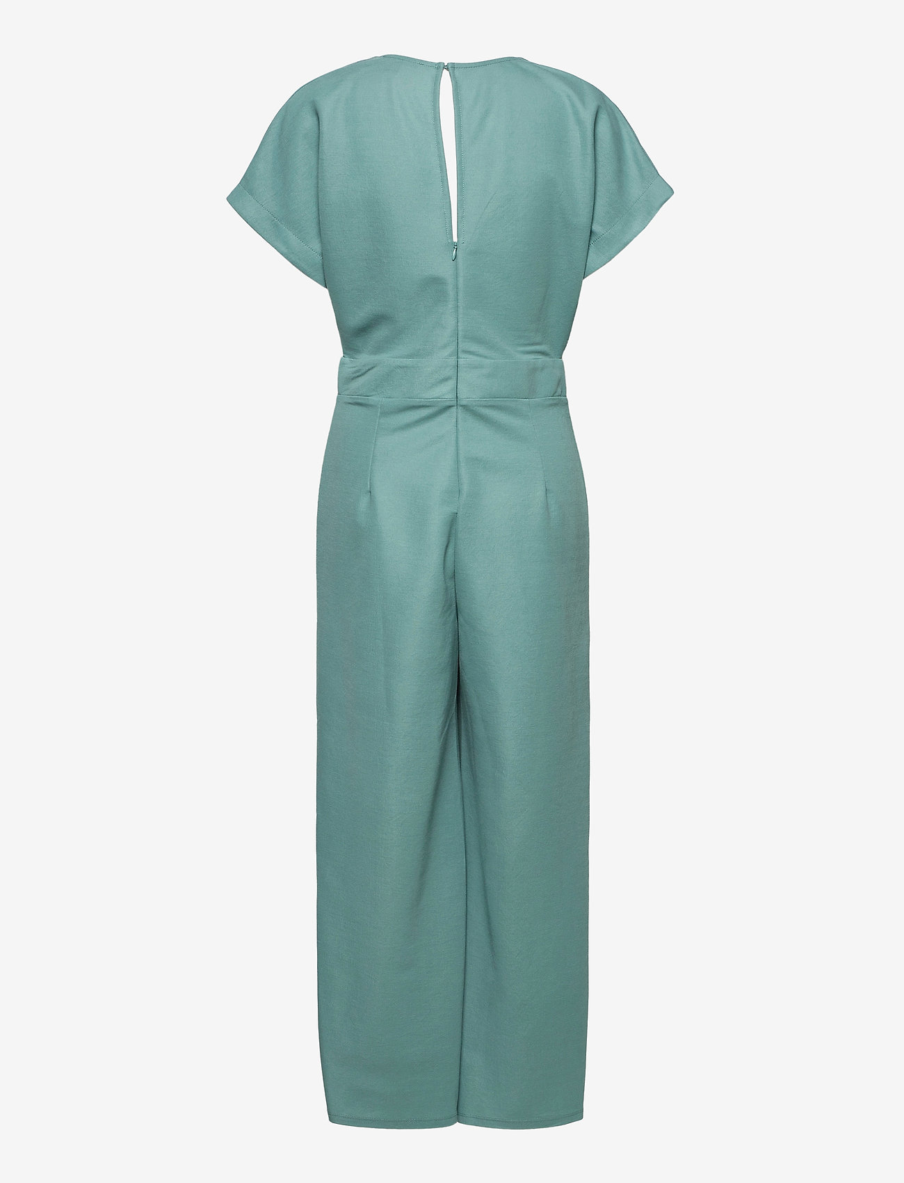 Esprit Collection - Overalls knitted - jumpsuits - dark turquoise - 1